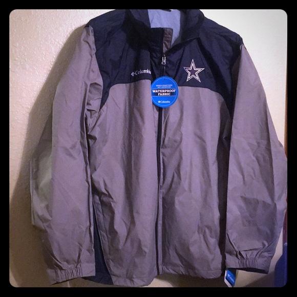 timeless design 5275d f3b06 Columbia rain jacket waterproof fabric 🏈NFL NWT